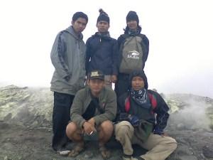 pendakian